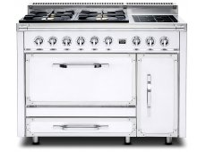 Viking - TVDR4804IAW - Dual Fuel Ranges