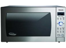 Panasonic - NN-SD975S - Built-In Microwaves With Trim Kit