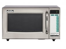 Sharp - R21LTF - Commercial Microwaves