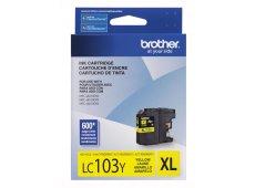 Brother - LC103Y - Printer Ink & Toner