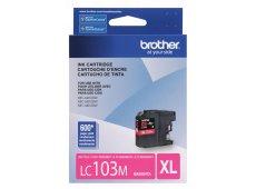 Brother - LC103M - Printer Ink & Toner