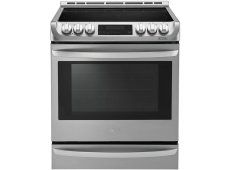 LG - LSE4613ST - Slide-In Electric Ranges