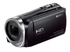 Sony - HDRCX455/B - Camcorders & Action Cameras