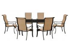 Hanover - BRIGDN7PC-GLS - Patio Dining Sets