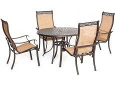 Hanover - MANDN5PC - Patio Dining Sets
