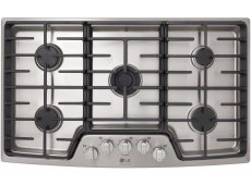 LG - LSCG367ST - Gas Cooktops