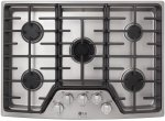 LG - LSCG307ST - Gas Cooktops