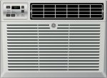 GE - AEM08LV - Window Air Conditioners