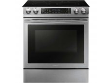 Samsung - NE58K9430SS - Slide-In Electric Ranges