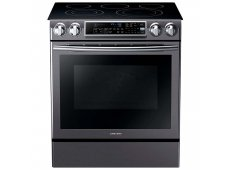 Samsung - NE58K9500SG - Slide-In Electric Ranges