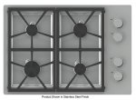 Dacor - DTCT304GW/LP/H - Gas Cooktops