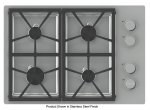 Dacor - DTCT304GW/NG/H - Gas Cooktops