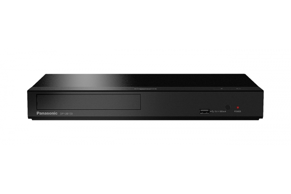 Large image of Panasonic 4K Ultra HD HDR Blu-Ray Player - DP-UB150