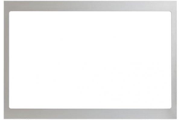 "Large image of Panasonic 24"" Stainless Steel Trim Kit For NN-CD87KS Microwave - NN-TK81KCS"