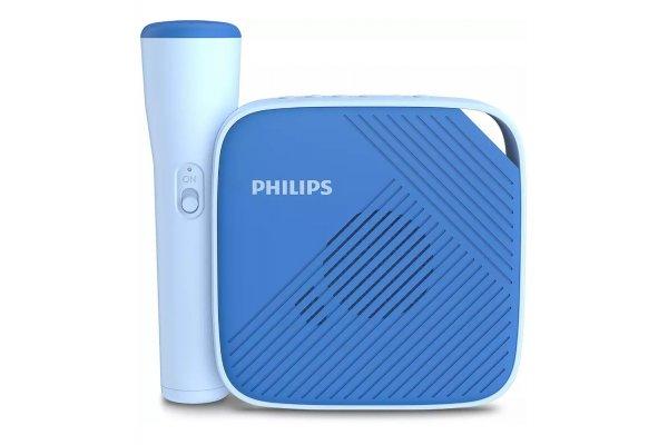 Large image of Philips 4000 Series Bluetooth Speaker With Microphone - TAS4405N/37 & 8PN401