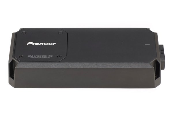 Large image of Pioneer Class D 1-Channel Weatherproof Compact Marine Amplifier (Mono) - GM-ME300X1C