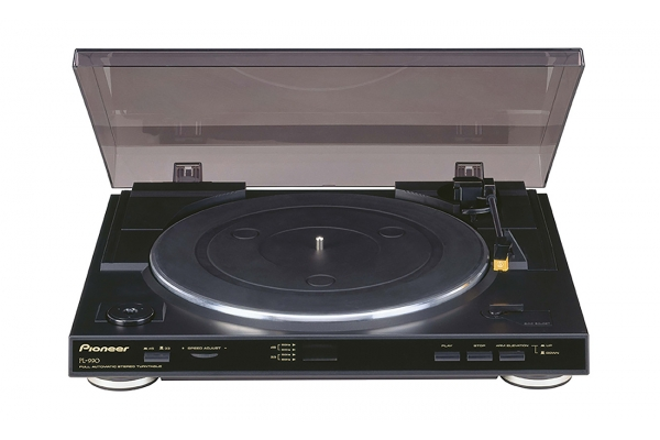 Large image of Pioneer PL-990 Fully Automatic Stereo Turntable - PL990