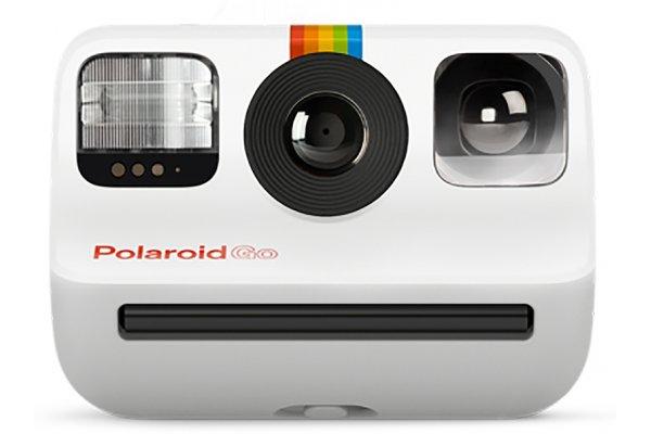 Large image of Polaroid Go White Instant Film Camera - PRD9035