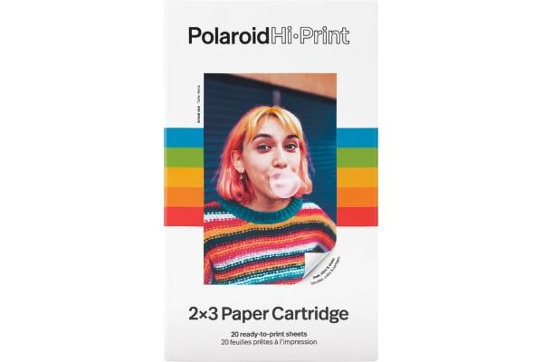 Large image of Polaroid Hi-Print 2x3 Paper Cartridge - PRD6089