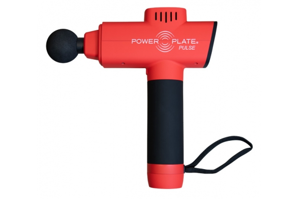 Large image of Power Plate Pulse Handheld Massager with Carrying Case - 62PG-900-06