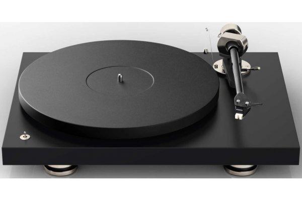 Large image of Pro-Ject Sumiko Debut PRO Black Audiophile-Grade Turntable - DEBUTPRO