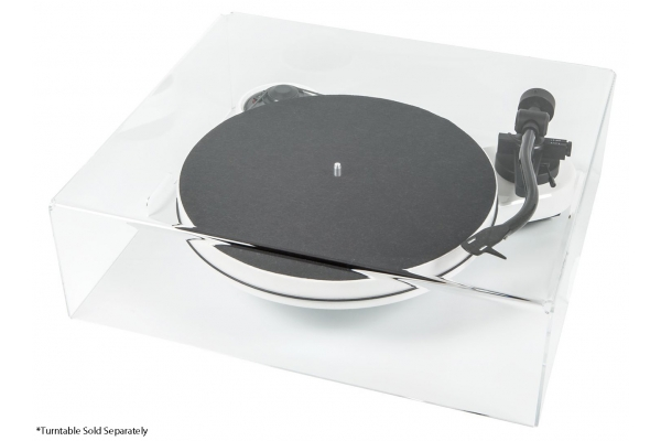 Large image of Pro-Ject Cover It RPM 1/3 Carbon Dust Protection Cover - COVERITRPM1RPM3