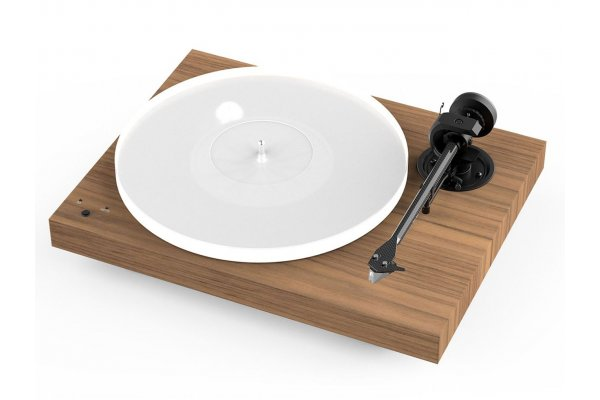 Large image of Pro-Ject X1 Walnut Turntable - X1WAL