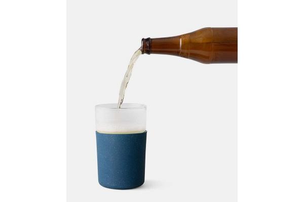 Large image of Rabbit Beer Freezable Blue Beverage Glasses - R521308