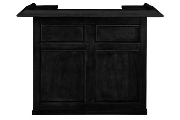 """Large image of RAM Game Room 60"""" Black Dry Bar - DBAR60BLK"""