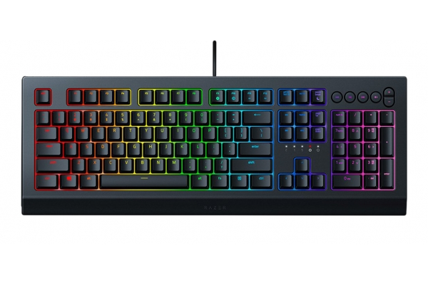 Large image of Razer Cynosa V2 Membrane Gaming Keyboard - RZ03-03400200-R3U1
