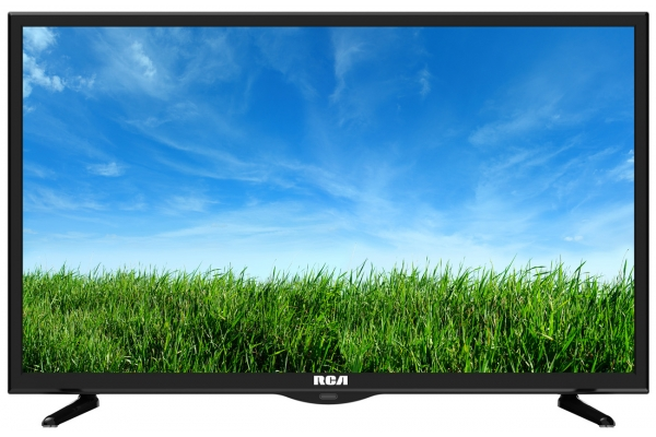 "Large image of RCA 32"" HD Direct LED TV/DVD Combo - RLDEDV3255"