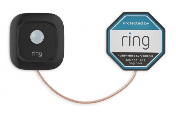 Large image of Ring Black Mailbox Sensor - B08FBK3YVX