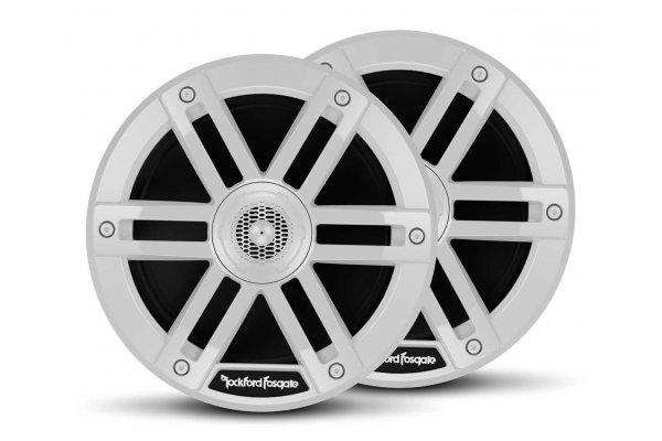 "Large image of Rockford Fosgate M0 6.5"" White Marine 2-Way Full-Range Speakers (Pair) - M0-65"