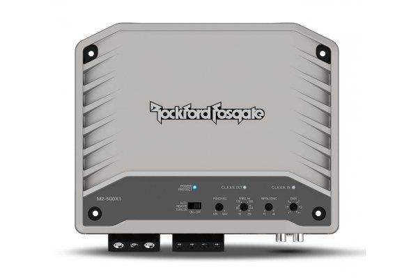 Large image of Rockford Fosgate M2 500W Mono Element Ready Marine Amplifier - M2-500X1