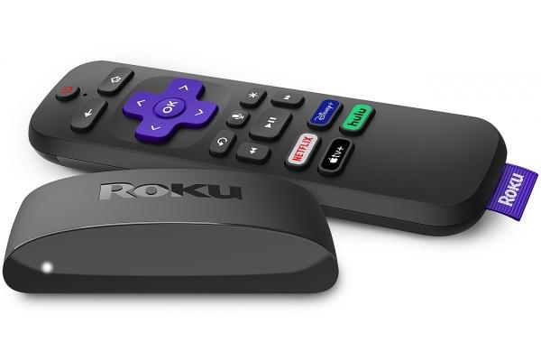 Large image of Roku Express 4K+ Streaming Player - 3941R