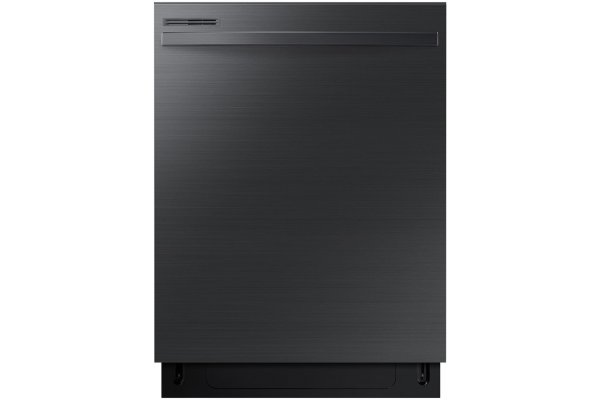 """Large image of Samsung 24"""" Black Stainless Steel Built-In Dishwasher - DW80R2031UG/AA"""