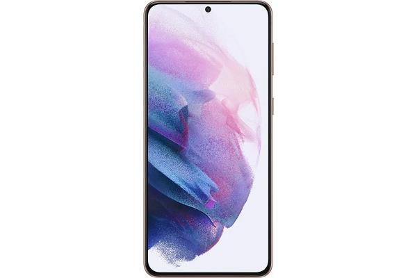 Large image of Samsung Galaxy S21+ 5G Phantom Violet 128GB Wireless Cellular Phone - SM-G996UZVAATT & 6923C