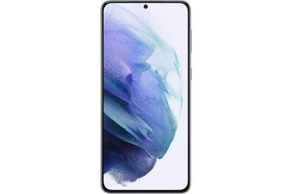 Large image of Samsung Galaxy S21+ 5G Phantom Silver 128GB Wireless Cellular Phone - SM-G996UZSAATT & 6926C