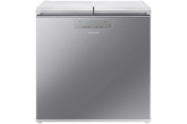Large image of Samsung 7.6 Cu. Ft. Silver Kimchi & Specialty 2-Door Chest Refrigerator - RP22T31137Z