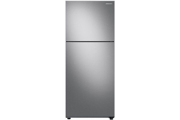 Large image of Samsung 15.6 Cu. Ft. Stainless Steel Top Freezer Refrigerator - RT16A6195SR/AA