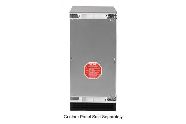 "Large image of Scotsman 15"" Brilliance  Panel-Ready Undercounter Gourmet Ice Machine - SCCP30MA1SU"