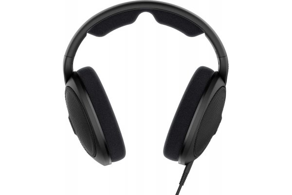 Large image of Sennheiser HD 560S Black Over-Ear Wired Headphones - 509144