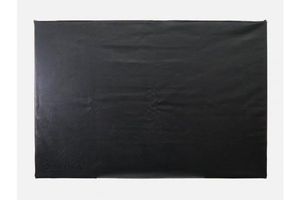 "Large image of Seura Shade Series 2 43"" Black Outdoor TV w/ Soundbar Protective Cover - CVRSHD2-43"