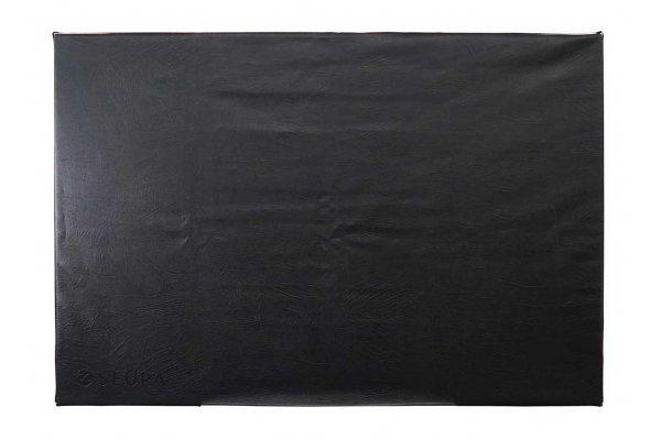 "Large image of Seura Full Sun Series 65"" Black Outdoor TV w/ Soundbar Protective Cover - CVRSPK4-65"