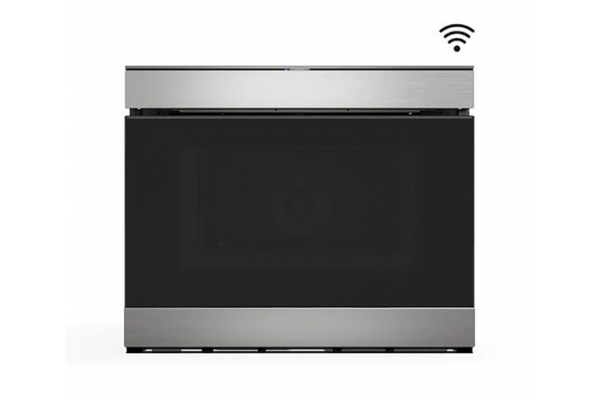 """Large image of Sharp 24"""" Stainless Steel Smart Convection Microwave Drawer Oven - SMD2499FS"""