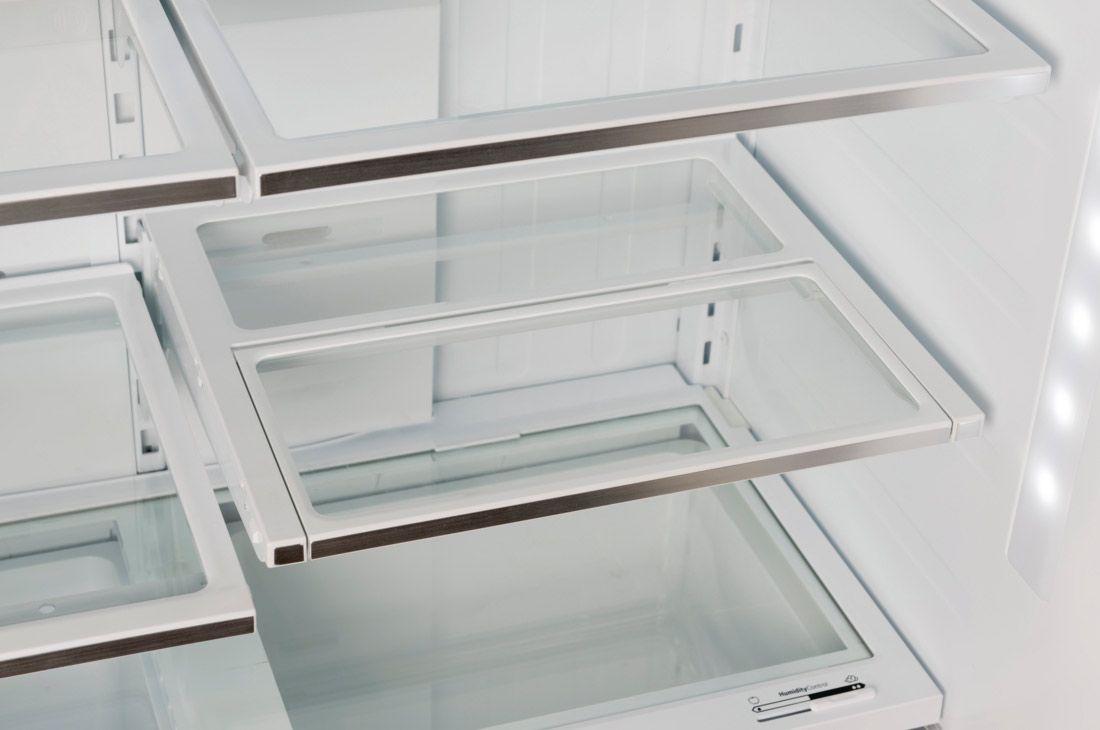 Bosch 36 Quot 4 Door Bottom Freezer Refrigerator B21cl80sns
