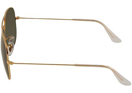 667c195b2ea Ray-Ban Gold Aviator Unisex Sunglasses - RB3025 L0205