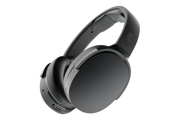 Large image of Skullcandy Hesh Evo True Black Wireless Over-Ear Headphones - S6HVW-N740