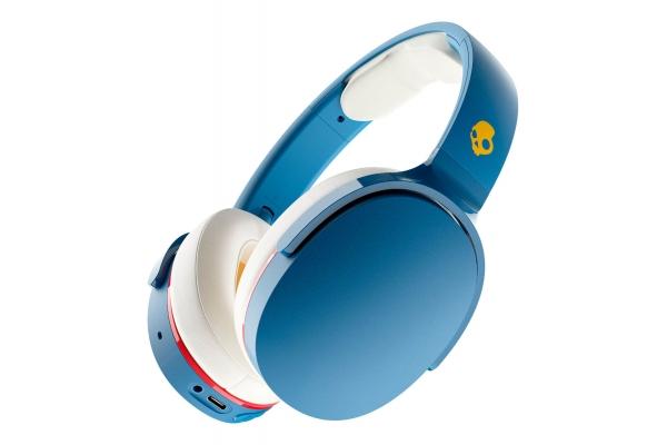 Large image of Skullcandy Hesh Evo 92 Blue Wireless Over-Ear Headphones - S6HVW-N745