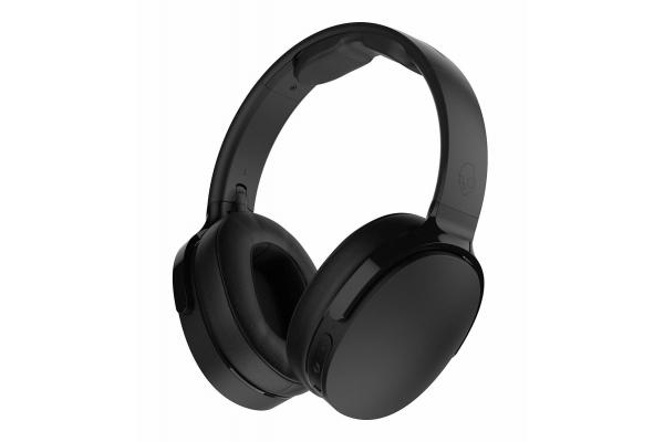 Large image of Skullcandy Hesh 3 Black Wireless Over-Ear Headphones - S6HTW-L374